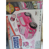 Montable Electrico Cadillac Escala De Barbie Power Wheels