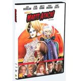 Dvd Marte Ataca - Tim Burton - Original Lacrado Raro