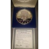 Monedas De Coleccion Gigantes De Plata .999 Certificadas