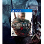The Witcher 3 Wild Hunt Ps4 Código Psn Original 2