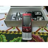 Sonyericsson W760i Rojo.libre Slider. $1799 Con Envio.