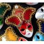 Souvenirs Mini Mascaras Venecianas Iman X 12u Bodas,15 Años