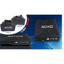 Capa Protetora Ps4, Proteja O Game, Play Station Video Game