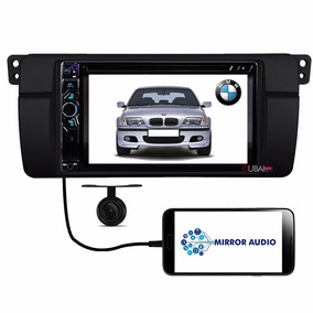 Central Multimidia Bmw Serie 3 320i 1998 Até 2005 Dvd Tv Usb