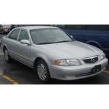 Libro De Taller Mazda 626 1998-2002 Envio Gratis