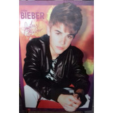 Poster Justin Bieber 3d Under The Mistletoe 46.7 X 66.8 Cm
