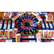 Candy Bar - Superman P/30 Chicos/90 Golosinas!!