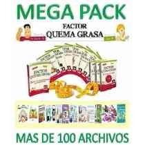 Factor Quema Grasa Completo Original + Bonos Isbn Original