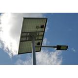 Poste Energia Solar Completo