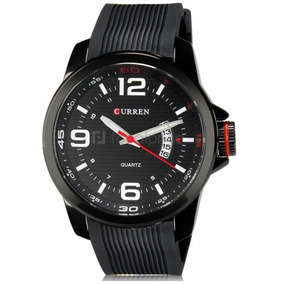 e9aba43154f Relogio Curren 8174 - Relógios De Pulso no Mercado Livre Brasil