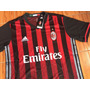 Camiseta Ac Milan 2016 2017 Calcio Italia Bacca