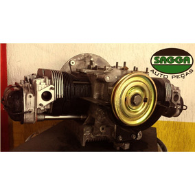 Motor Novo Kombi Fusca Brasilia 1600 Ar Parcial