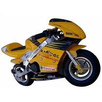 Moto Deportiva Para Niño (gasolina)