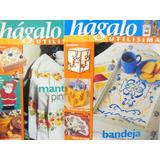 2x1 Hagalo Utilisima Mantel Pintado Y Bandeja Con Azulejos