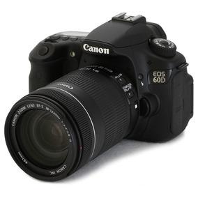Camera Digital Eos 60d Kit 18-135mm .profissional