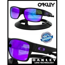 Gafas Oakley Two Face 9189 - 08 Matte Black - Violet Iridium