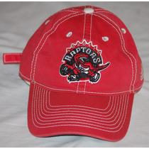 Gorra Usada Adidas Nba Raptors De Toronto Original