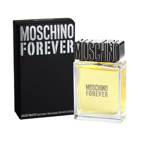 Perfume Moschino Forever 30ml Eau Toilette Masculino