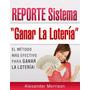 Sistema Para Ganar Loteria - Libro Digital- Pdf