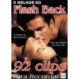 3 Dvds O Melhor Do Flashback Anos 70/80/90 220 Video Clipes