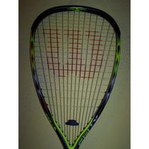 Raqueta De Raquetball Nueva Wilson Xt145 Xtreme 145 Gramos