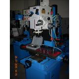 Agujereadora Fresadora De Banco Zx7045 B Av Aut Husillo-