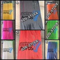 Cubre Rayos Para Motos *varios Colores*