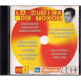 Varios / La Música De Todos Cd Nro.1 / Cd Original
