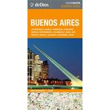 Buenos Aires - Guia Mapa - Julian De Dios