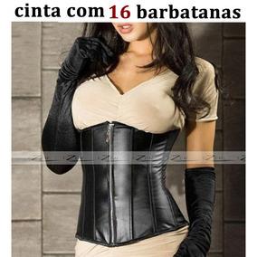 8b333507c Cinta Modeladora L Linda 16 Barbatanas - Lingerie no Mercado Livre ...