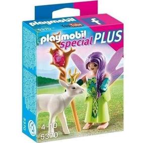 Playmobil 5370 - Hada Con Ciervo