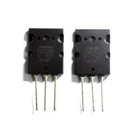 Transistor 2sc5200 / 2sa1943 Toshiba - Original