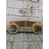 Careta Insignia Tractor Moline J Deere