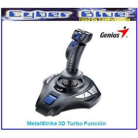 Joystick Genius Metalstrike 3d Usb 13 Botones Programables