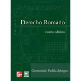 Derecho Romano Padilla Sagahun Digital