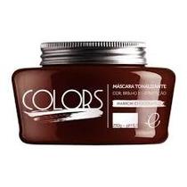 Fine Professional Colors Máscara Marrom Chocolate - 250g