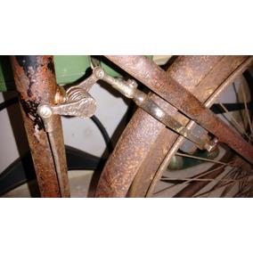 Bicicleta Antiga Edoardo Bianchi Aro 24