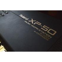 Roland Xp50 Manual En Español (completo)
