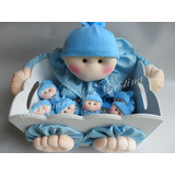 Souvenirs Nacimientos Bebés,bautismo ,babyshower ,1er Añito