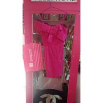 Precioso Vestido De Liverpool Rosa Fucsia!!
