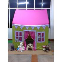 Casa De Muñecas Grande, Juguete Regalo Navidad Para Niños