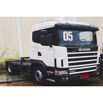 Scania 114 4x2 330 Cv, Ano 2005