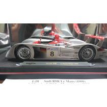 Audi R8 Le Mans Sleger 2000 Maisto 1/18