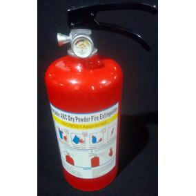 Alcancia Forma De Extintor De Fuego Plastico Extinguidor