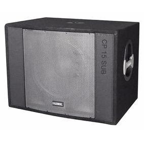 Bafle Caja Parlante Crest Audio Cp 18 Sub 300w Rms Nuevoo!!!