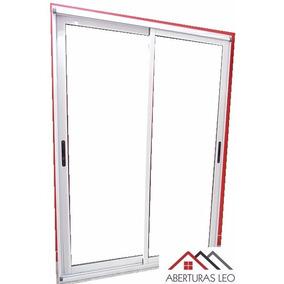 Puerta Ventana Módena Fabricacion A Medida Con Doble Vidrio