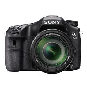 Cámara Digital Sony Estilo Dslr Slt-a77ii