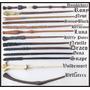 Kit Com 13 Varinhas Harry Potter - Resina - Frete Grátis