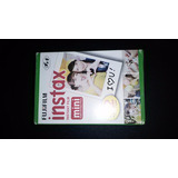 2 Paquetes Fujifilm Instax Mini 8 Kitty 20 Hojas