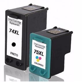 Cartucho P/ Impressora C4480 C4200 C5280 D4280 74xl 75xl